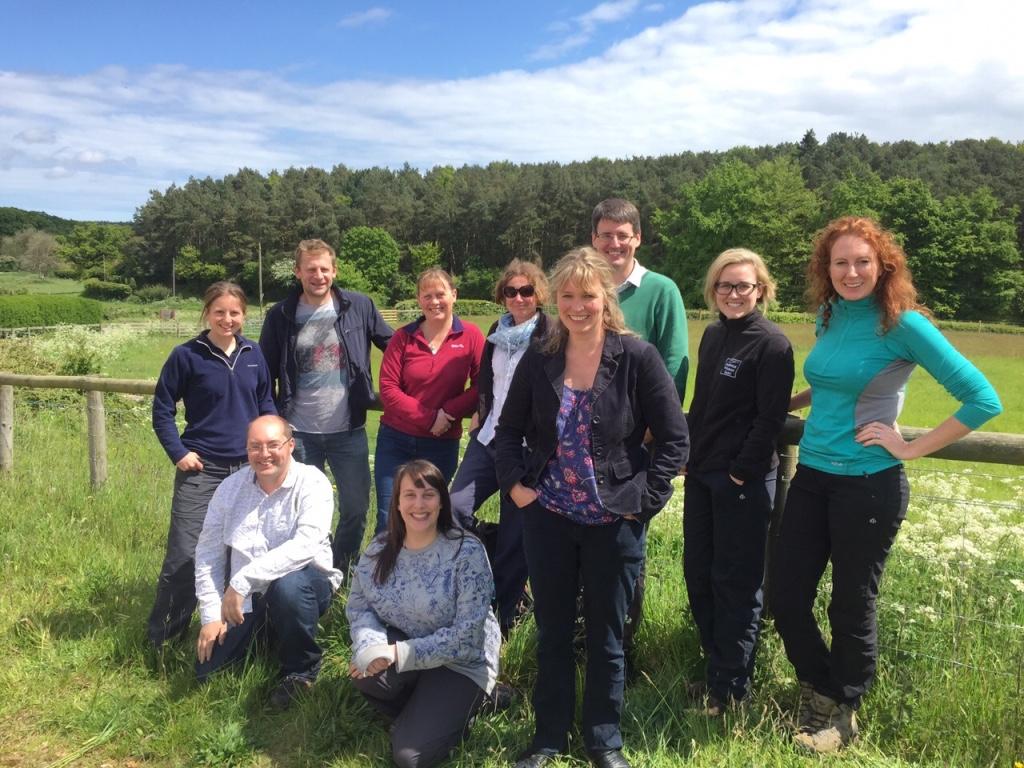 Norfolk Ponds Partnership committee